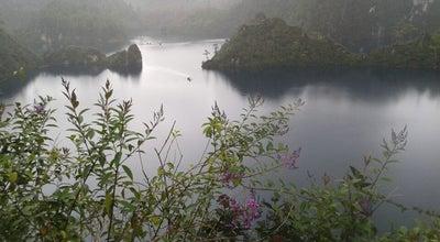 Photo of Lake lagos de montebello at Mexico