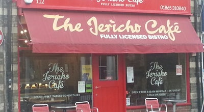 Photo of Cafe Jericho Café at 112 Walton St, Oxford OX2 6AJ, United Kingdom