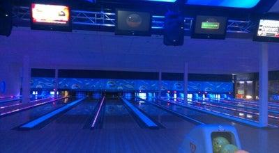 Photo of Bowling Alley Atoll Rotterdam at Cor Kieboomplein 509, Rotterdam 3077 MK, Netherlands