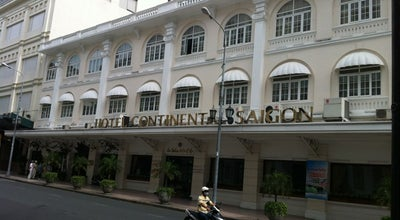 Photo of Hotel Hotel Continental Saigon at 132-134 Đồng Khởi Sts, District 1, Ho Chi Minh City, Vietnam