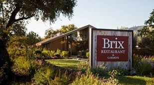 Photo of New American Restaurant Brix Restaurant and Gardens at 7377 Saint Helena Hwy, Napa, CA 94558, United States
