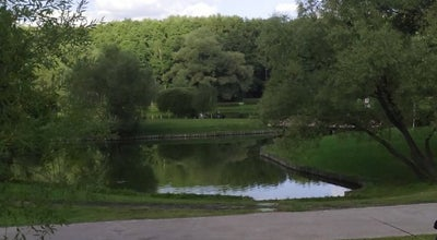 Photo of Lake Юго-Западный Терлецкий пруд at Терлецкий Лесопарк, Москва, Russia