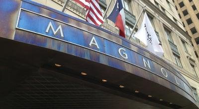 Photo of Hotel Magnolia Hotel at 1100 Texas St, Houston, TX 77002, United States