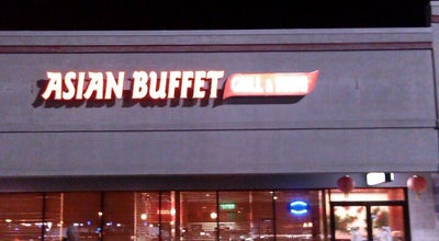 Photo of Sushi Restaurant Asian Buffet Grill & Sushi at 1054 Hunters Xing, Alcoa, TN 37701, United States