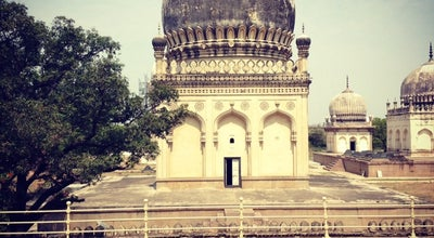 Photo of Historic Site Qutub Shahi Tombs at India