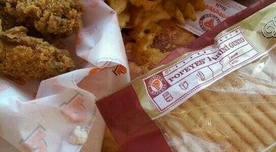 Photo of Fried Chicken Joint Popeyes Atlaspark at Abdurrahman Gazi Mah. Fatih Bulvarı No:67, İstanbul, Turkey