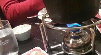 Photo of Fondue Restaurant bleu chaud at Belgium