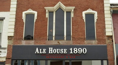 Photo of Gastropub Ale House 1890 at 149 W Main St, Lancaster, OH 43130, United States
