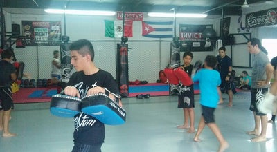 Photo of Martial Arts Dojo Invictus Fight System at Mexico
