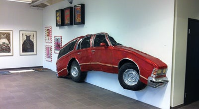 Photo of Art Gallery Grafiikanpaja Himmelblau at Finlaysoninkuja 9, Tampere 33210, Finland