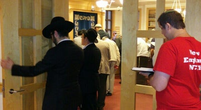 Photo of Synagogue Young Israel Of Brookline at 62 Green St, Brookline, MA 02446, United States