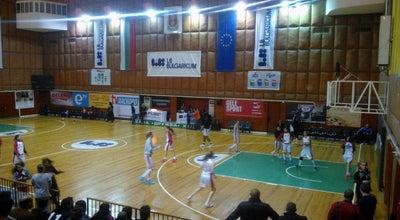 Photo of Basketball Court спортна зала Дружба at Ул.драгоман 2, Хасково 6300, Bulgaria