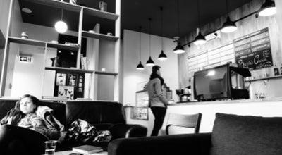 Photo of Coffee Shop Caffeine at Narva Mnt 2, Tallinn, Estonia