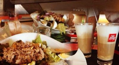 Photo of Italian Restaurant Vapiano at Goetheplatz 1-3, Frankfurt am Main 60313, Germany