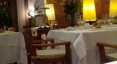 Photo of French Restaurant Minerva at Karel Oomsstraat 36, Antwerpen 2018, Belgium