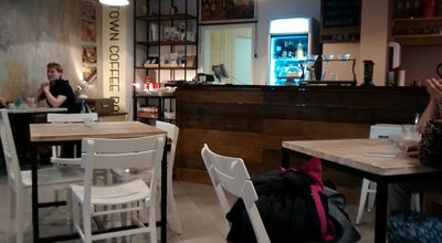 Photo of Cafe Uptown Coffee Bar at Riemannstr. 44, Leipzig 04107, Germany