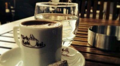 Photo of Coffee Shop Türk Kahvesi at Şirinyalı Mah. Eski Lara Cad 139/a, Antalya, Turkey