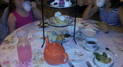 Photo of Tea Room Mrs. Tea's Garden Tearoom at 124 Flagship Dr, Lutz, FL 33549, United States