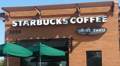 Photo of Coffee Shop Starbucks at 3054 W Camp Wisdom Rd, Grand Prairie, TX 75052, United States