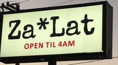 Photo of Pizza Place Zalat at 2519 N Fitzhugh Ave, Dallas, TX 75204, United States