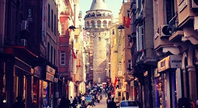 Photo of Neighborhood Galata at Beyoğlu, İstanbul, Turkey