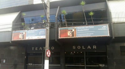 Photo of Theater Teatro Solar at Av. Pres. Itamar Franco, 2104, Juiz de Fora, Brazil