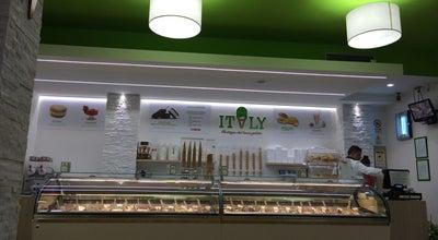 Photo of Ice Cream Shop Italy at Via Gregorio Caloprese, 123, Cosenza 87100, Italy