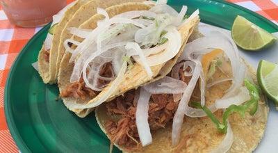 "Photo of Taco Place Mixiotes ""El Taquito Feliz"" at Mexico"