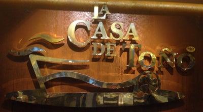Photo of Mexican Restaurant La Casa de Toño at Calz. De Tlalpan 4385, Col. San Lorenzo Huipulco, Tlalpan 14370, Mexico