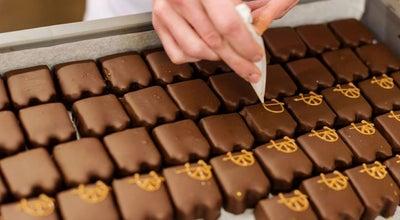 Photo of Chocolate Shop De Bonte Koe at Delftsevaart 26, Rotterdam 3011 HL, Netherlands