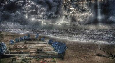 Photo of Beach Pantai karangsong, indramayu at Indramayu, Indonesia