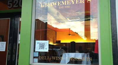 Photo of German Restaurant Grawemeyer's at 520 S Main St, Memphis, TN 38103, United States