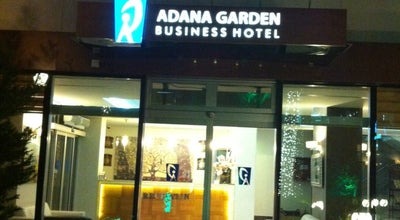 Photo of Hotel Adana Garden Business Hotel at Resatbey Mahallesi, Adana, Turkey