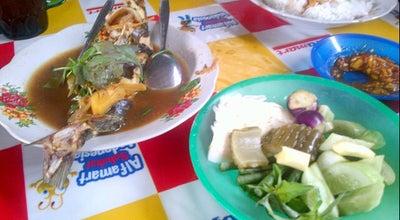 Photo of Soup Place Warung Nasi Pindang Kuyung at Jalan Radial, Palembang, Indonesia