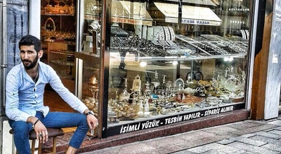 Photo of Jewelry Store gürler Gümüş Oltutaşı at Taşmağazaları Cad. No:73, Erzurum, Turkey