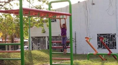 Photo of Playground Parque Galaxias at Fracc. Galaxias, Villahermosa, Mexico