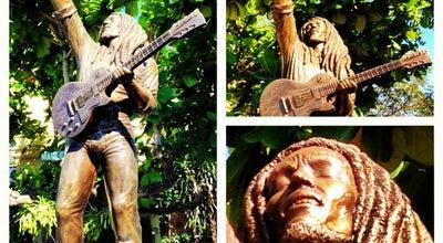 Photo of Art Museum Bob Marley Museum at 56 Hope Rd, Kingston, Jamaica