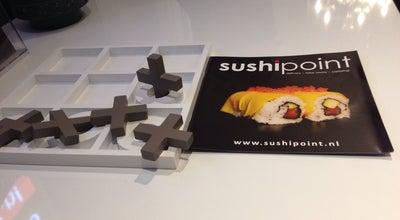 Photo of Sushi Restaurant SushiPoint Delft at Nieuwe Langendijk 1, Delft 2611 VG, Netherlands