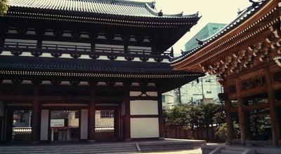 Photo of Temple 安国寺 at 中央区天神3-14-4, 福岡市 810-0001, Japan