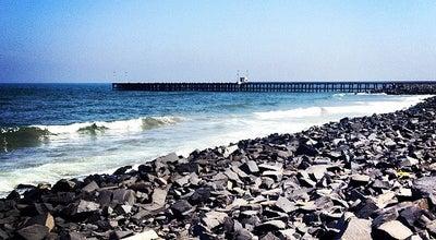 Photo of Beach Pondicherry Rock Beach at India