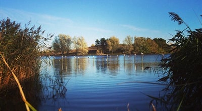 Photo of Lake Willen Lake at Willen, Milton Keynes, United Kingdom