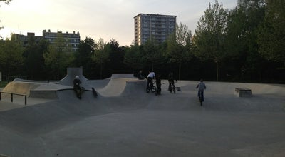 Photo of Skate Park Concretepark Osbroek at Parklaan, Aalst 9300, Belgium