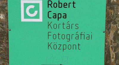 Photo of Art Gallery Robert Capa Kortárs Fotográfiai Központ at Nagymező U. 8., Budapest 1065, Hungary