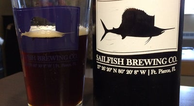 Photo of Brewery Sailfish Brewing Company at 407 N 2nd St, Fort Pierce, FL 34950, United States