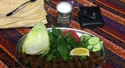 Photo of Soup Place Ünlü Çiğ Köfteci Mehmet Usta at Malatya, Turkey