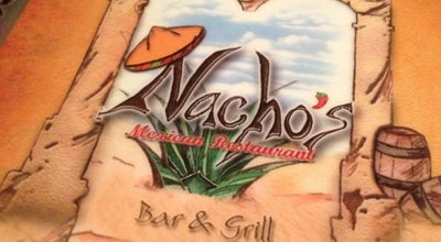 Photo of Mexican Restaurant Nacho's at 1031 Center Point Pl, Franklin, TN 37064, United States