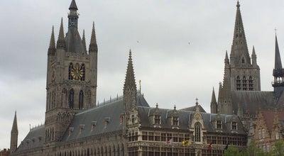 Photo of City Hall Lakenhallen at Grote Markt 26-32, Ypres 8900, Belgium