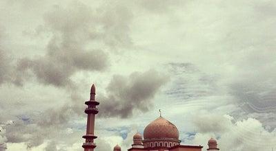 Photo of Mosque Masjid UMS at Universiti Malaysia Sabah, Kota Kinabalu 88999, Malaysia