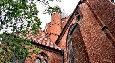 Photo of Church Pauluskirche at Rathenauplatz, Halle (Saale) 06114, Germany