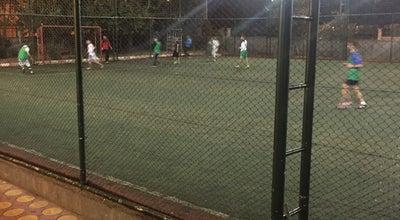 Photo of Soccer Field Kültür Halı Saha at Turkey